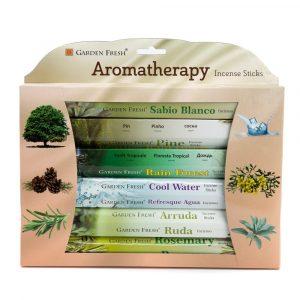 Garden Fresh - Aromatherapy Incense Gift Set (6 Pack)