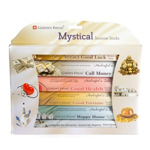 Garden Fresh - Mystic Incense Gift Set (6 pack)