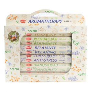 HEM - Aromatherapy Incense Gift Set (6 packets)