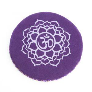 Singing Bowl Cushion Seventh Chakra (15 cm)