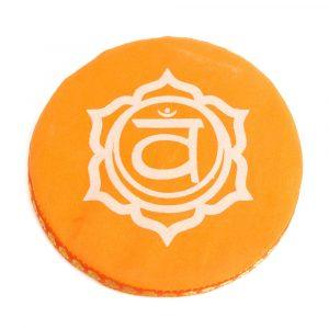 Singing Bowl Cushion Second Chakra (15 cm)