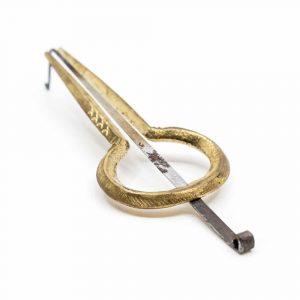 Murchunga Mouth Harp Brass - 10 cm
