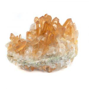 Raw Tangerine Quartz Gemstone 5 - 8 cm