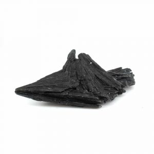 Raw Black Kyanite Gemstone 1 - 3 cm