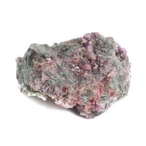 Raw Albite with Pink Tourmaline Inclusions Gemstone 20 - 40 mm
