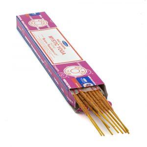 Satya - Mystic Yoga - Incense Sticks (1 Pack)