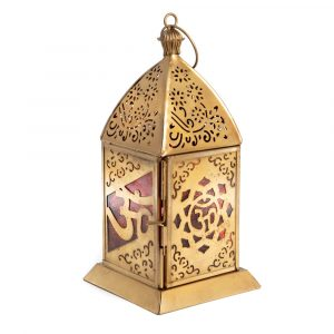 Eastern Lantern OHM Lotus (22 cm)