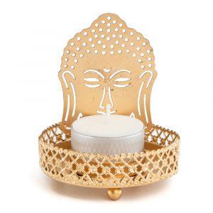 Tea Light Holder Buddha (10 cm)