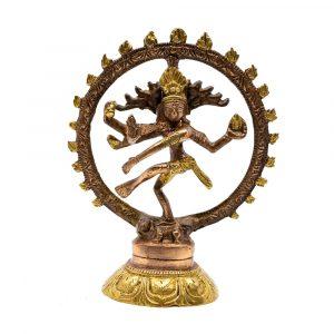 Shiva Nataraj Brass (15 cm)