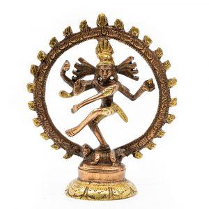 Shiva Nataraj Brass (10 cm)