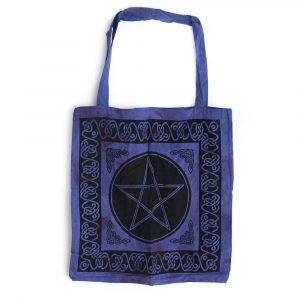 Tote Bag Cotton - Pentagram (45 cm)