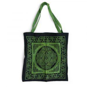 Tote Bag Cotton - Celtic Knot (45 cm)