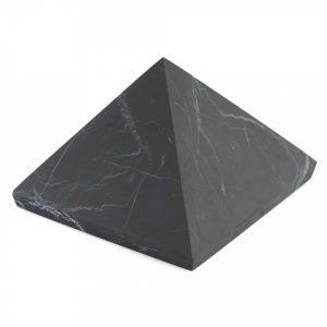 Gemstone Pyramid Shungite Unpolished - 30 mm