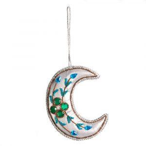Pendant Ornament Traditional Waxing Moon (19 cm)