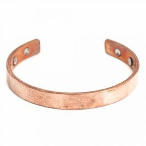 "Copper Magnet Bracelet ""Clean"""