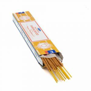 Satya - Sandalwood - Incense Sticks (1 Pack)