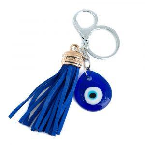 Key Chain Protection Evil Eye Hamsa Hand