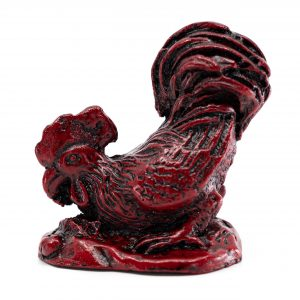Feng Shui Statue - Chinese Zodiac Rooster (60 mm)