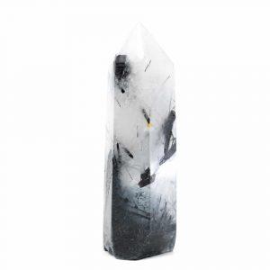 Gemstone Obelisk Point Tourmaline Quartz 60 - 85 mm