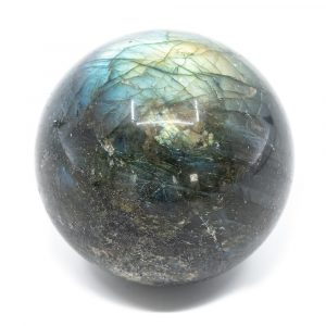 Gemstone Sphere Labradorite 40 - 60 mm