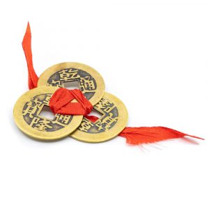 Feng Shui Coins for Prosperity
