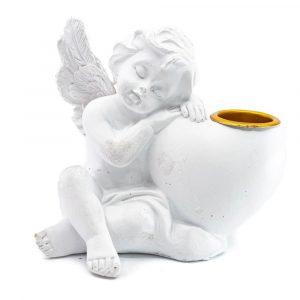 Candle Holder Angel Love (10 cm)