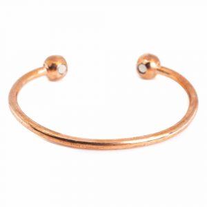 """Copper Magnet Bracelet """"Barbell"""""""