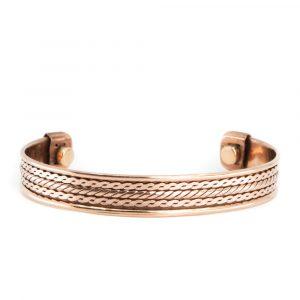 "Copper Magnet Bracelet ""Unity"""