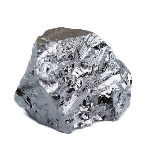 Raw Terahertz Stone 4 - 6 cm