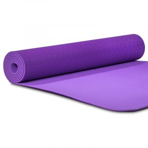 Yogi and Yogini Premium TPE Yoga Mat Pairs - 950 gr