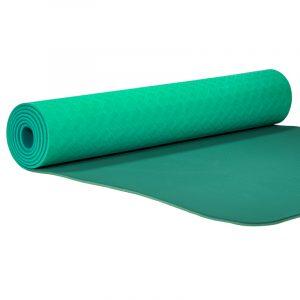 Yogi and Yogini Premium TPE Yoga Mat turquoise - 950 gr