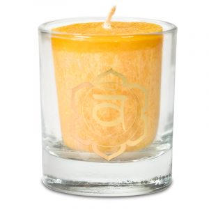 Votive Scented Candle 2nd Chakra in Gift Box