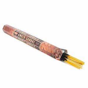 HEM Incense Amber Sandalwood (1 pack)