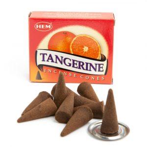 HEM Incense Cones Tangerine (1 Box)