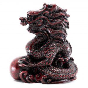Feng Shui Statue - Chinese Zodiac Dragon (80 mm)