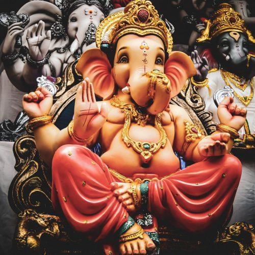 Ganesh: Wisdom and Kindness from the Elephant Headed God