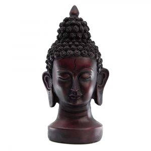 Thai Buddha Image Head (15 cm)