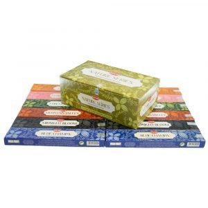 HEM Incense Assortment 6 Kinds Massala (12 Packages)