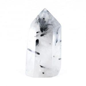 Gemstone Obelisk Point Black Tourmaline 40 - 60 mm