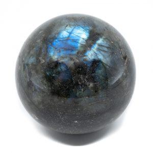 Gemstone Sphere Labradorite 60 - 80 mm